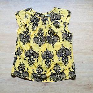 HOST PICK Women's Short Sleeve Top Size 10